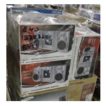 General merchandise pallets, Houseware, Luggage, Sporting goods, appliances and more at pennies